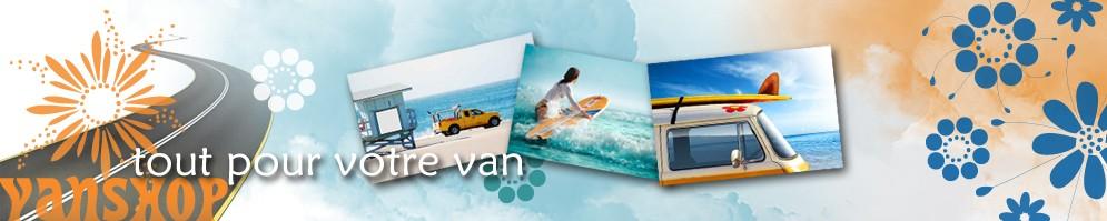 Vanshop, tout pour votre van